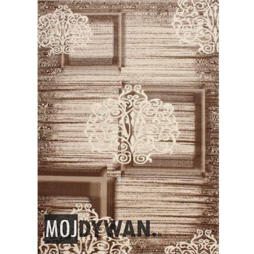Dywan pierre cardin lucida ornamęty beżowy 160x230 prostokąt wyprodukowany przez Dywanstyl.pl