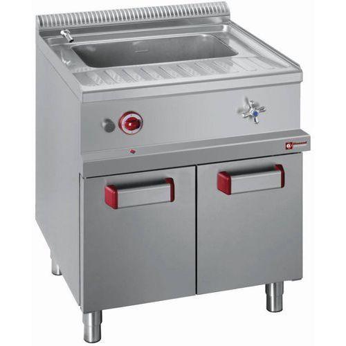 Urządzenie do gotowania makaronu 40l z szafką | gazowe | 13,3kw | 700x700x(h)850/920mm marki Diamond