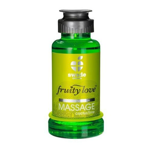 Swede Balsam owocowy do masażu -  fruity love massage kaktus i cytryna 100ml