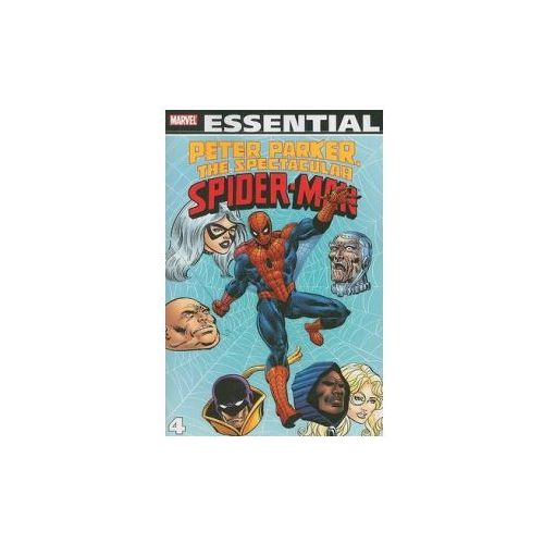 Essential Peter Parker, The Spectacular Spider-man Vol.4 (9780785130710)