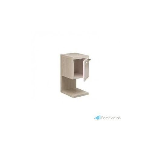 hall szafka wisząca z półką 27 x 56,5 x 33,5 cm - drzwiczki prawe a8564346xx marki Roca