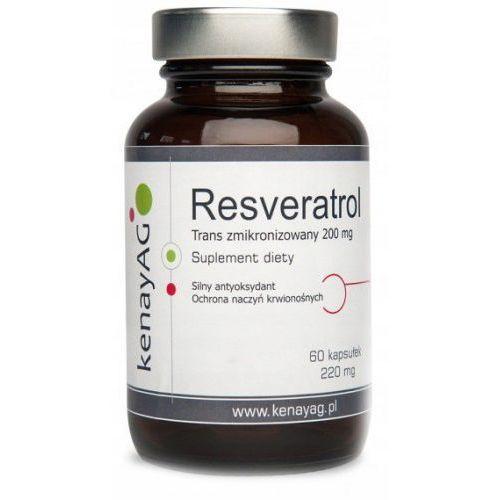 Resveratrol 200mg 60 - KENAY