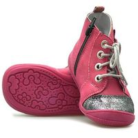 Trzewiki dziewczęce Kornecki 04867 Fuksja, kolor różowy