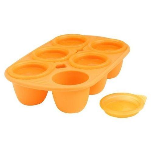 Mastrad - forma z 6 wgłębieniami na posiłki dla dziecka 60 ml