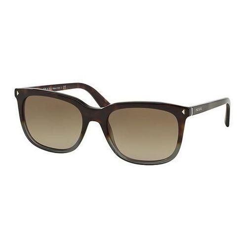 Prada Okulary słoneczne pr12rsf journal asian fit tkt1x1