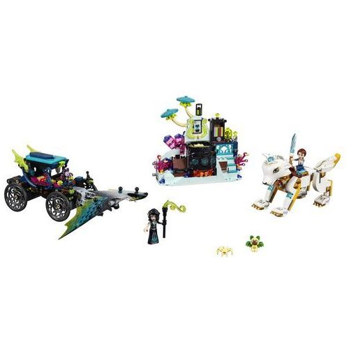 OKAZJA - 41195 POJEDYNEK EMILY I NOCTURY (Emily & Noctura's Showdown) KLOCKI LEGO ELVES