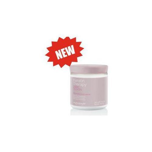 Alfaparf keratin therapy lisse design rehydrating nawilżająca maska do włosów, 200ml marki Alfaparf milano