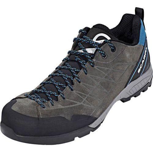Scarpa Epic GTX Buty Mężczyźni szary/niebieski 45 2018 Buty podejściowe (8025228827521)
