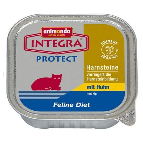 Animonda Integra Protect Cat Struvit KAMIENIE szalka 100g