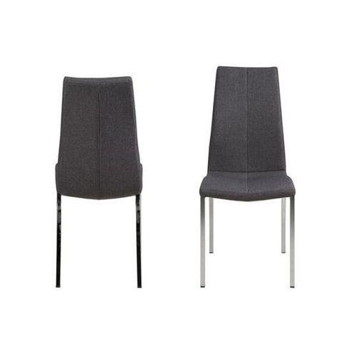 Krzesło Asama - szary ciemny, 112505