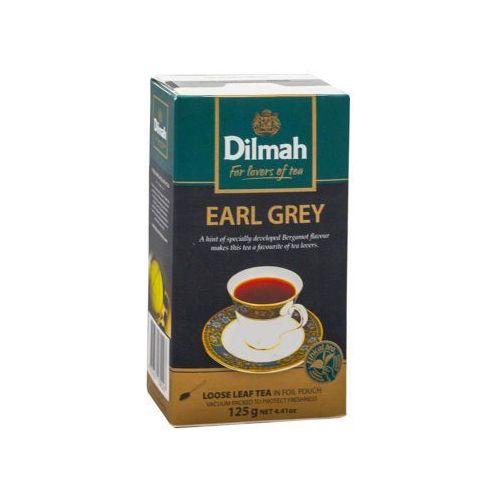 Dilmah Earl grey tea cejlońska czarna herbata z aromatem bergamoty
