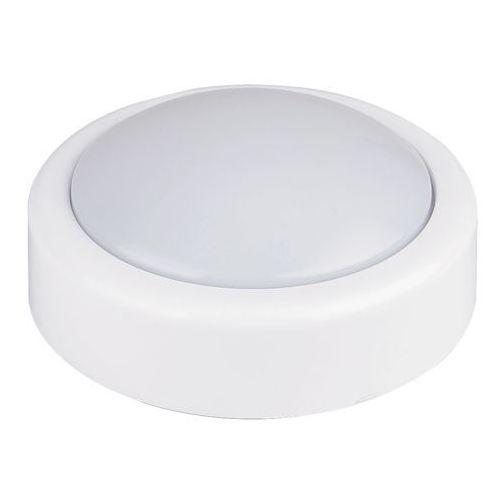 Rabalux Lampka stołowa biurkowa dotykowa na baterie push light 1x0,3w led biała 4703 (5998250347035)
