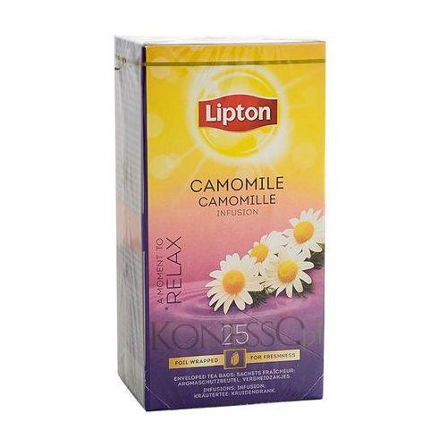 Herbata Lipton Camomile (Rumianek) 25 kopert foliowych, kup u jednego z partnerów
