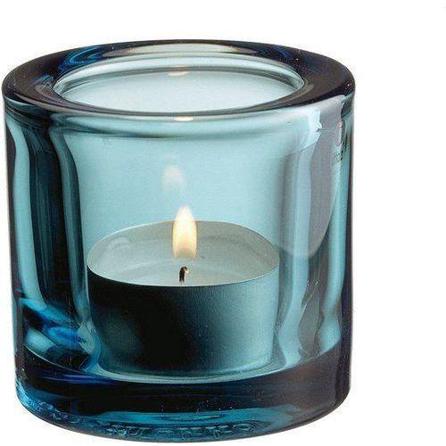 Świecznik kivi sea blue marki Iittala