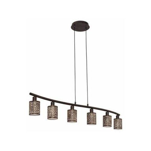 Eglo Almera 89114 - lampa wisząca 6x40w