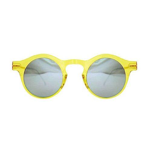 Okulary Słoneczne Spitfire Nexus Tr90 Yellow/Silver Mirror