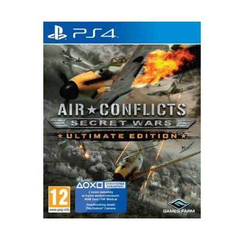 OKAZJA - Air Conflicts: Secret Wars (PS4)