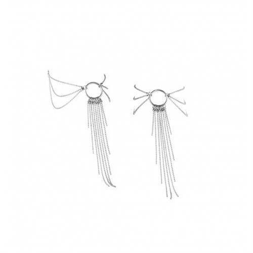 Bijoux indiscrets - magnifique feet chain (srebrny) marki Bijoux indiscrets (sp)