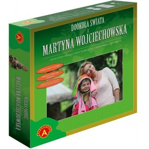 Alexander Gra - dookoła świata z martyną wojciechowską alex (5906018004533)