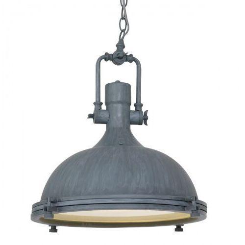 Steinhauer Lys Lampa Wisząca Siwy, 1-punktowy - - Obszar wewnętrzny - Lys - Czas dostawy: od 10-14 dni roboczych (8712746122640)