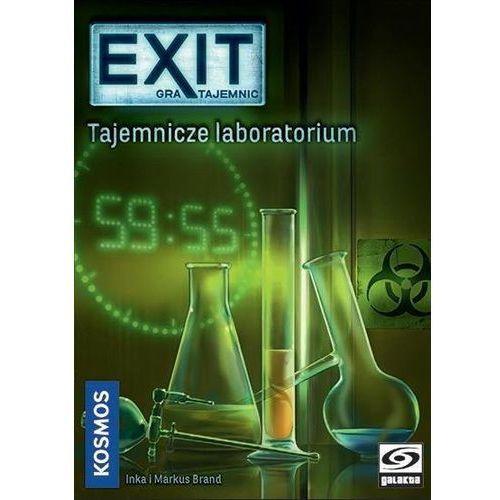 Exit: Tajemnicze laboratorium GALAKTA, AM_5902259203889. Najniższe ceny, najlepsze promocje w sklepach, opinie.