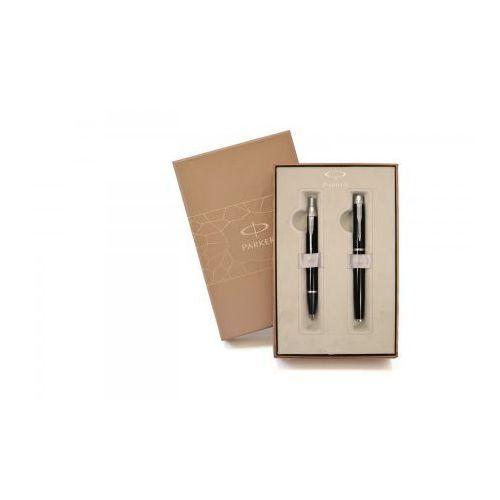 Parker Zestaw  im czarny ct pióro wieczne + długopis, kategoria: pióra i atramenty