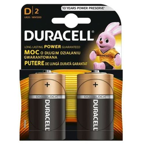 Bateria DURACELL D 2szt., 1_592962