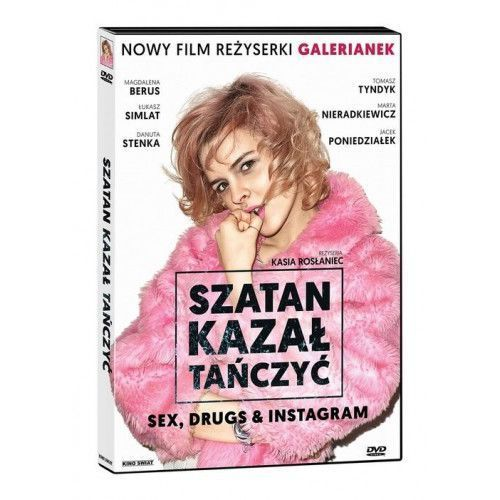 Kino świat Szatan kazał tańczyć/ (5906190325365)