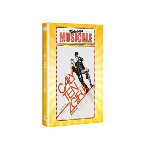 Cały ten zgiełk (DVD) - Bob Fosse, towar z kategorii: Musicale
