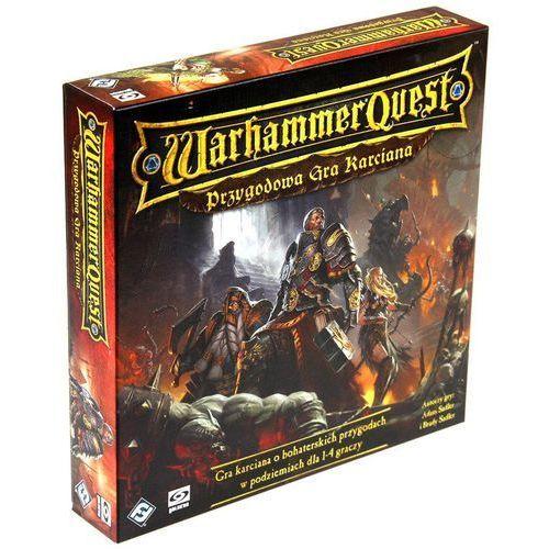 Galakta Warhammerquest: przygodowa gra karciana