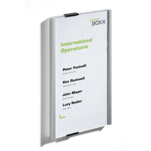 Tabliczka informacyjna info sign 149 x 297 mm marki Durable