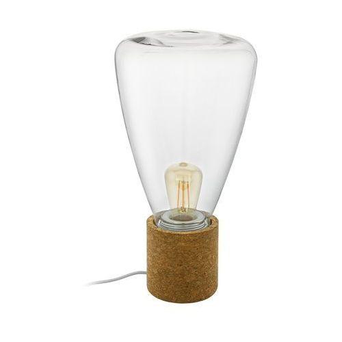 97208 - lampa stołowa olival 1xe27/10w/230v marki Eglo