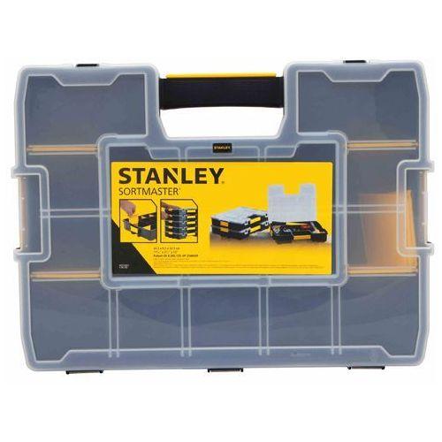 Bardzo duży organizer z przegrodami sortmaster 90 marki Stanley