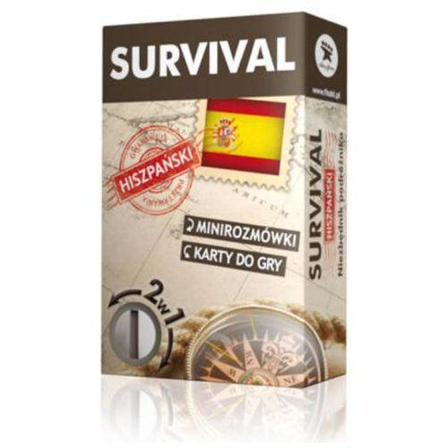 Hiszpański. Survival. Gwarancja przetrwania. (ilość stron 50)
