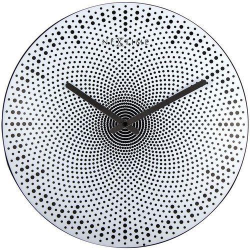 NeXtime - Zegar ścienny Dots