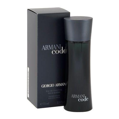 Giorgio Armani Armani Code Men 75ml EdT