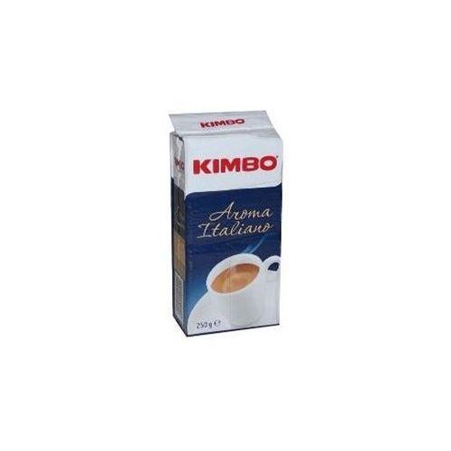 Kimbo Aroma Italiano 2 x 0,25 kg mielona (8002200501112)