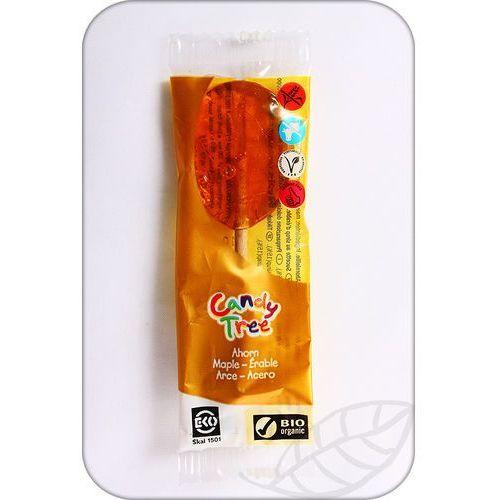 Candy tree : lizak smak klonowy bio - 13 g