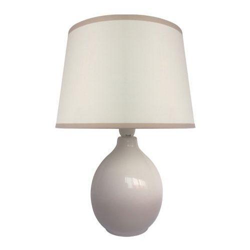Lampka stołowa ROMA E14 GREY, 03207