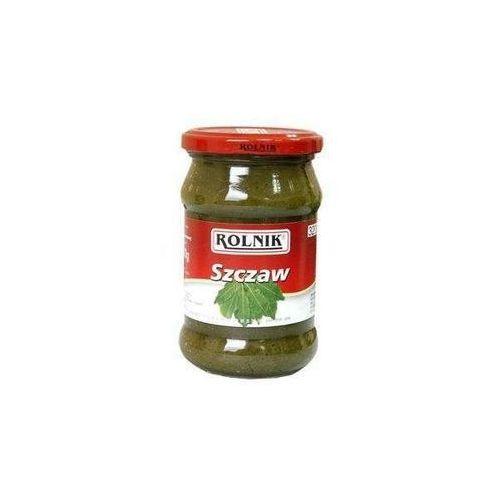 SZCZAW KONSERWOWY 320ML ROLNIK - produkt z kategorii- Przetwory warzywne i owocowe