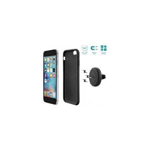 PURO Magnetic Car Holder Uchwyt samochodowy z etui i magnesem iPhone 6/6s, kup u jednego z partnerów
