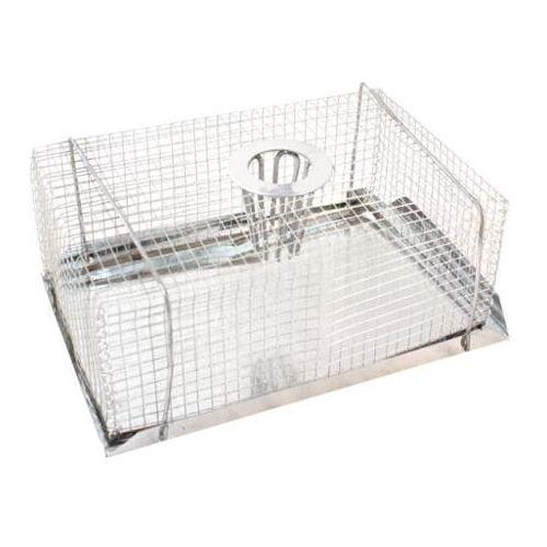Chomik Pułapka na myszy / szczury– żywołapka 21x13x8,5 cm 3583