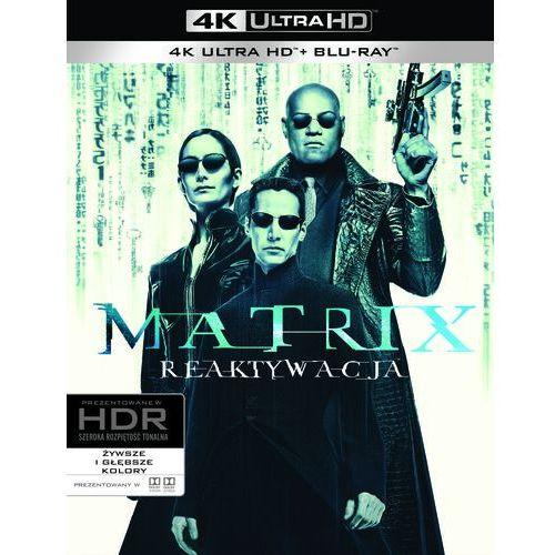 MATRIX REAKTYWACJA (3BD 4K) (Płyta BluRay)