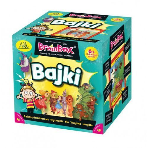 GRA BAJKI BRAIN BOX -, AM_8590228027511