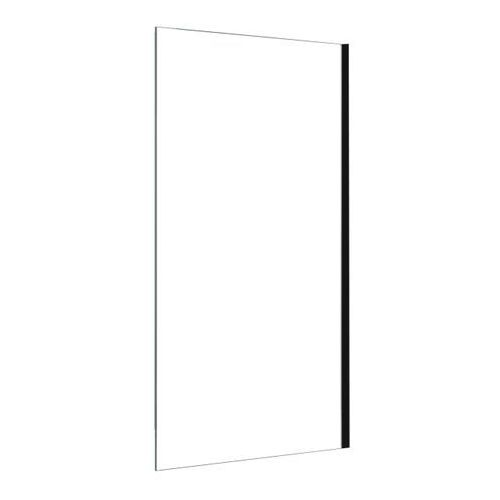 Ścianka prysznicowa easy-in 100 cm czarny mat