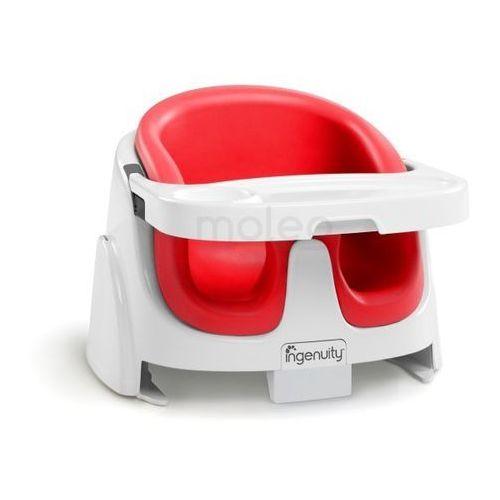 Bright starts  siedzisko 2w1 czerwone 60534 - czerwony