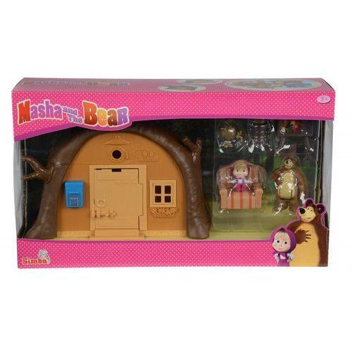 Simba  masza domek niedźwiedzia 109301632 - odbiór w 2000 punktach - salony, paczkomaty, stacje orlen
