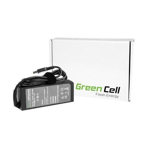 Zasilacz sieciowy 20V 4.5A 90W (GreenCell), AD39