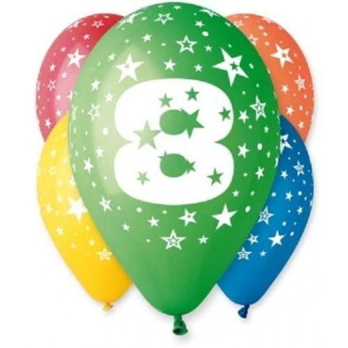Balony do modelowania pastelowe godan (8021886301588)