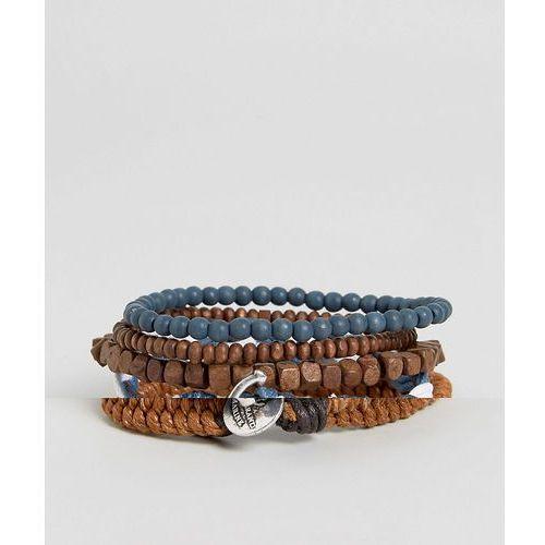 Icon Brand Nautical Bracelet Pack - Multi